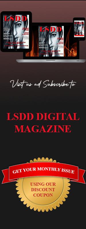 LSDD Digital Magazine Method Yoga Face Dorian's Secrets